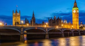 Houses of Parliament, London | Air Compressors in London | Air Equipment
