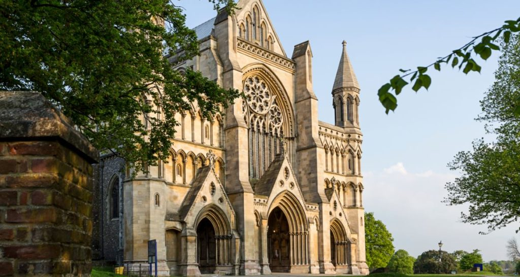 Abbey Church, St Albans | Air Compressors in Hertfordshire | Air Equipment