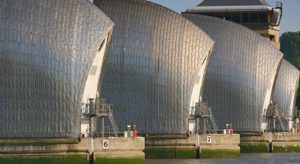 Thames Barrier | Air Compressors in London | Air Equipment