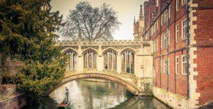 Bridge of Sighs, Cambridge | Air Compressors in Cambridge | Air Equipment
