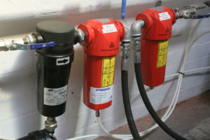 Compressed air filters and bypass | Air Compressor | Air Equipment