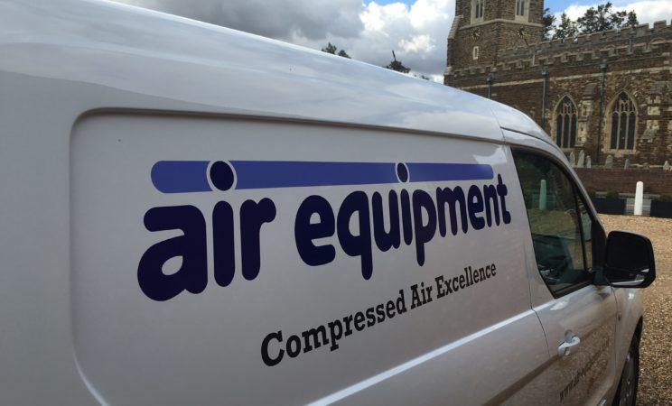 Air Equipment Van | Air Compressor | Air Equipment
