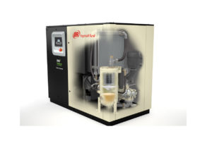 Ingersoll Rand Air Compressor Ghosted | Manufacturing Industry | Air Equipment
