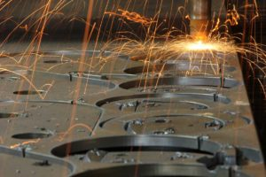 plasma cutting in operation | Industrial Air Compressors| Air Equipment
