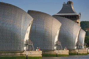 Thames Barrier | Where do we operate? | Air Equipment
