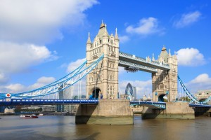 Tower Bridge, London | London and South East England | Air Equipment