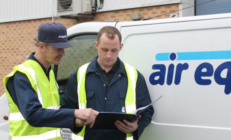 Air Compressor service engineers | Air Compressors in Cambridge | Air Equipment