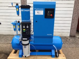 micro brewery air compressor package | Air Equipment