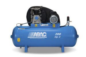 ABAC - A39B 200 Pro FM3, Base mounted_front angle