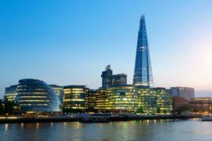 London Skyline | written scheme of examination | Air Equipment