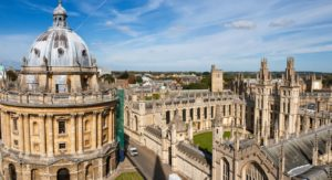 Oxford University skyline | Air Compressors in Oxfordshire | Air Equipment
