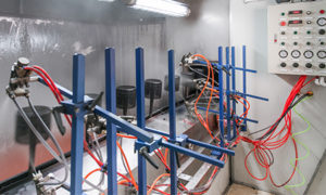 automated spraying equipment | air compressors | air equipment