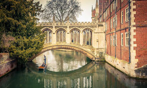 Cambridge University Bridge of sighs | air compressors | air equipment