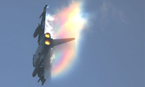 Eurofighter pulling a high G turn | air compressors | air equipment