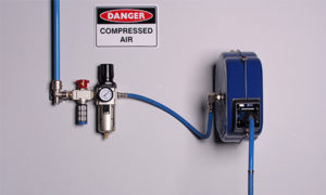 Typical compressed air outlet | air compressors | air equipment