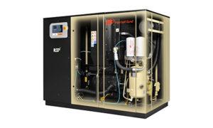 Cutaway Ingersoll Rand R37 air compressor | air compressors | air equipment