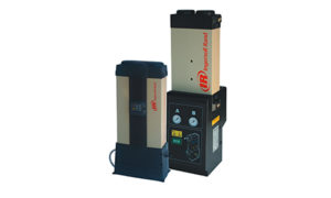 Small Ingersoll Rand compressed air desiccant dryer | air compressors | air equipment