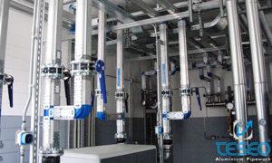 High efficiency pipework | Air Equipment