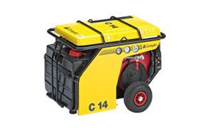 CompAir portable C14 | Air Compressor | Air Equipment