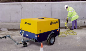 CompAir portable C25 | Air Compressor | Air Equipment