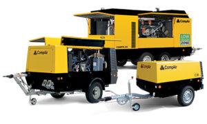 CompAir portables | air compressors | air equipment