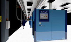 CompAir installation | Air Compressor | Air Equipment