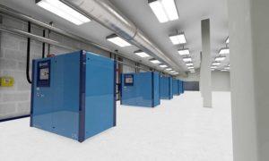 CompAir installation   Air Compressor   Air Equipment