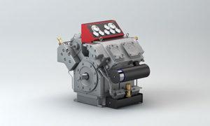 Reavell 5417 air compressor | Air Equipment