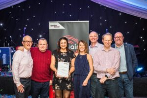 CompAir UK distributor of the year | Compressed air | air equipment
