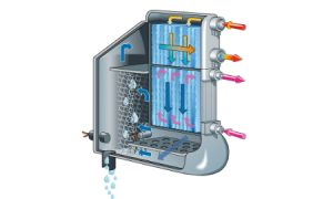 Fridge dryer graphic | Compressed air | air equipment