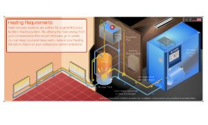 Heating requirements | Compressed air | air equipment