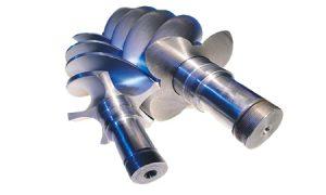 Compressor screws | Compressed air | air equipment