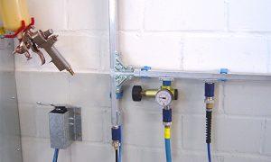 Teseo pipework   Compressed air   air equipment