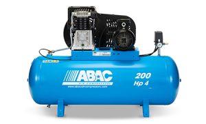 ABAC piston compressor | ABAC | Air Equipment